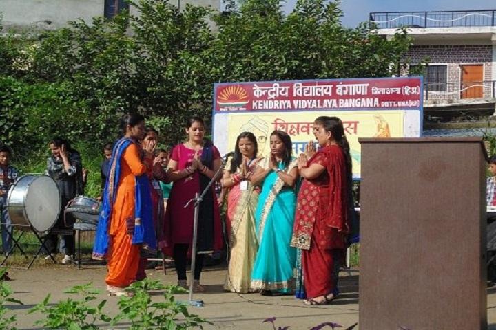 Kendriya Vidyalaya-Teachers-Day