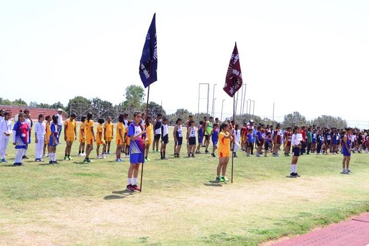 Kendriya Vidyalaya-Regional-Sports-Meet