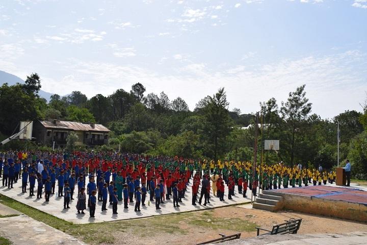 Kendriya Vidyalaya-Prayer-View
