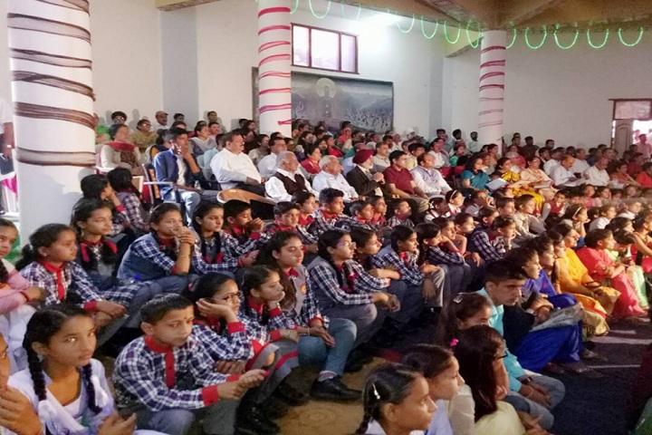 Kendriya Vidyalaya-Auditorium