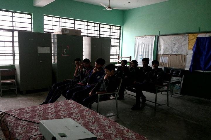 Kendriya Vidyalaya-Geography-Lab