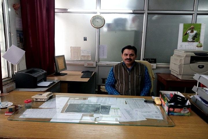 Kendriya Vidyalaya-Office