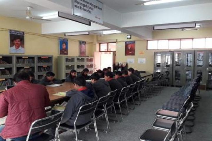 Kendriya Vidyalaya-Reading Room