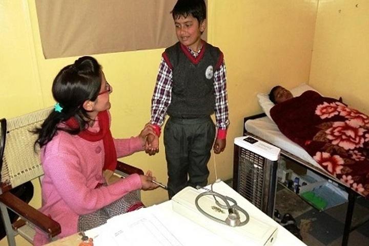 Kendriya Vidyalaya-First-Aid-Room