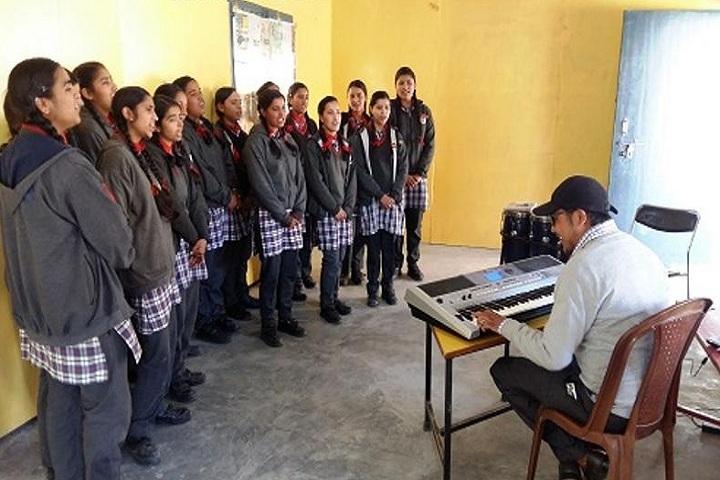 Kendriya Vidyalaya-Music-Room