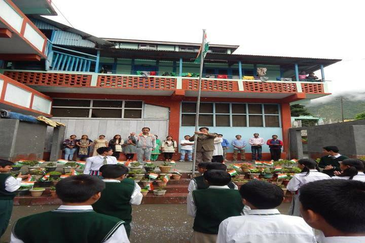 Pine Wood School-Flag Hosting