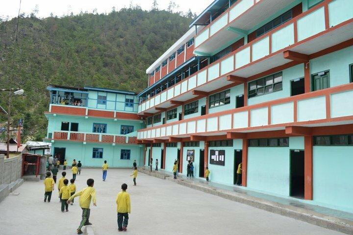 Pine Wood School-Play Area