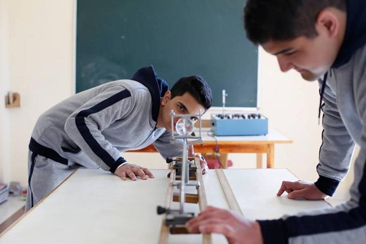 Laureate Public School-Lab