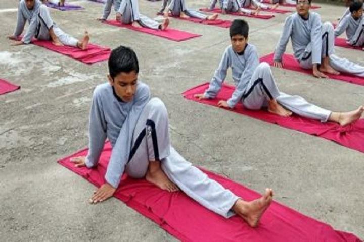 Laureate Public School-Yoga