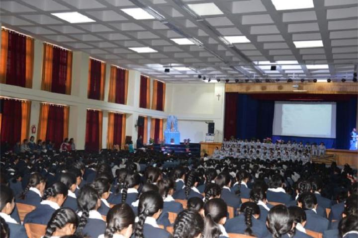 Loreto Convent School-Auditorium
