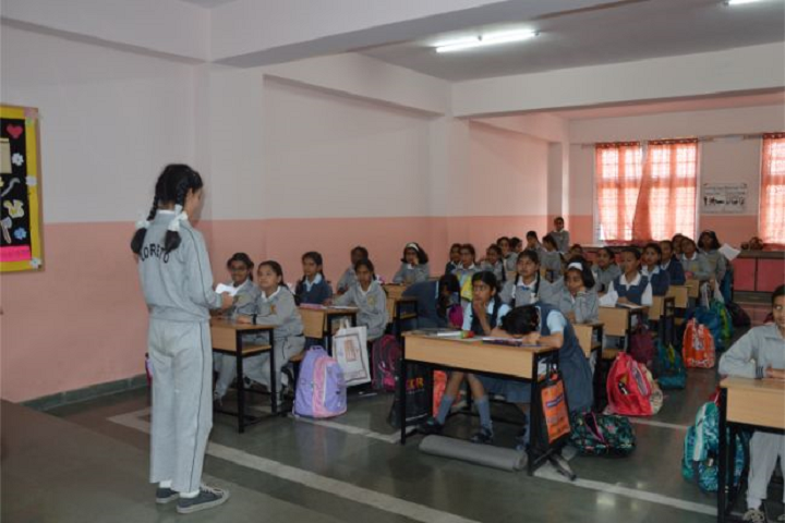 Loreto Convent School-Classroom1