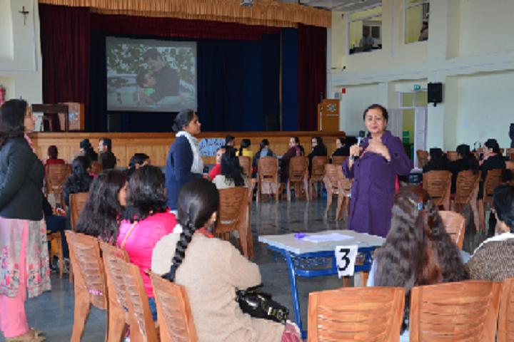 Loreto Convent School-Seminar