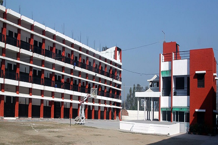 M I A DAV Public School-Campus-View