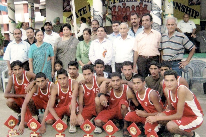 M I A DAV Public School-Sports-Champion
