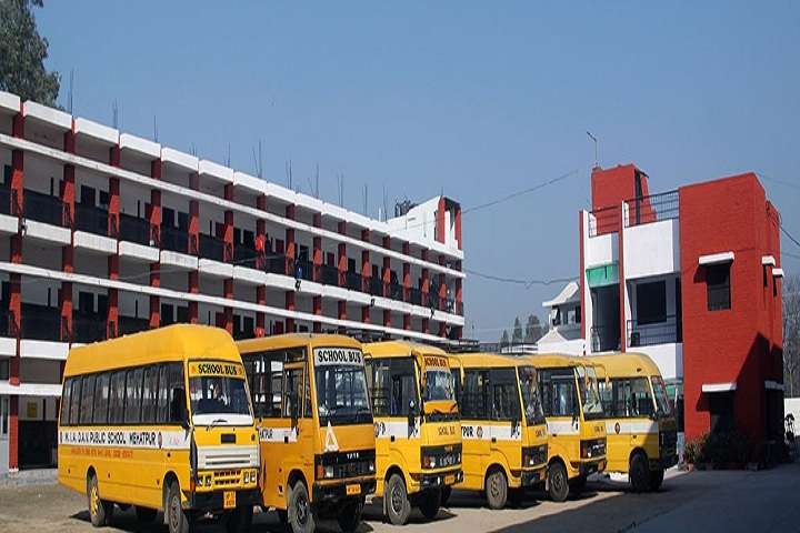 M I A DAV Public School-Transport