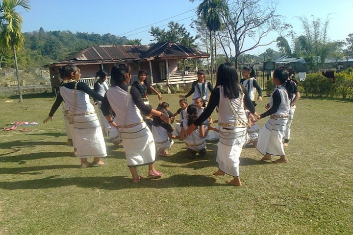 Poi Vidya Niketan-Dance