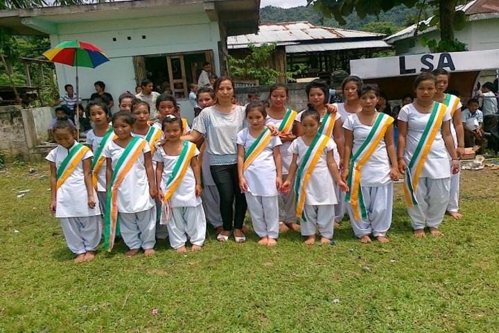 Poi Vidya Niketan-Independence Day