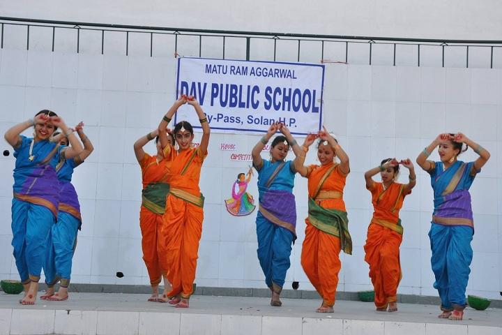 M R A D A V Publilc School-Cultural Program