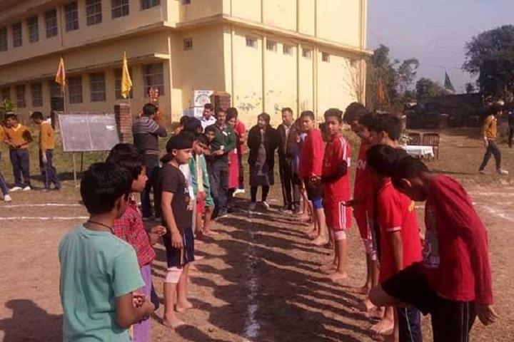 Maharishi Vidya Mandir Public School-Games