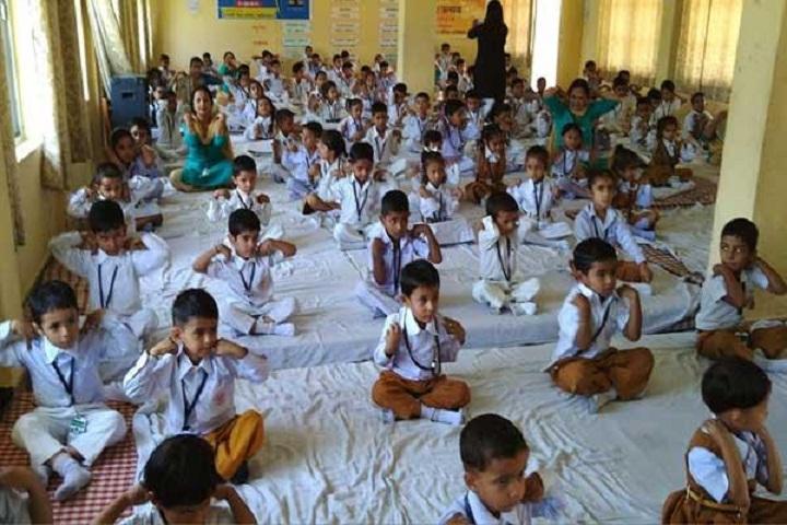 Maharishi Vidya Mandir Public School-Yoga