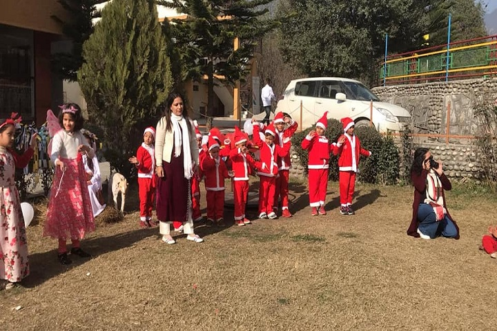 Maxx International School-Christmas-Celebration