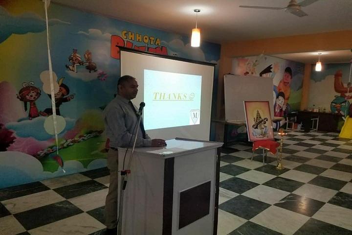 Maxx International School-Smart-Classroom