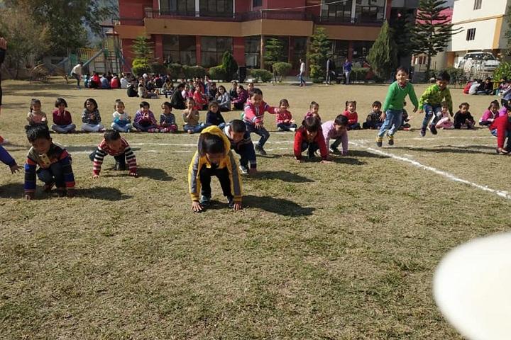 Maxx International School-Games