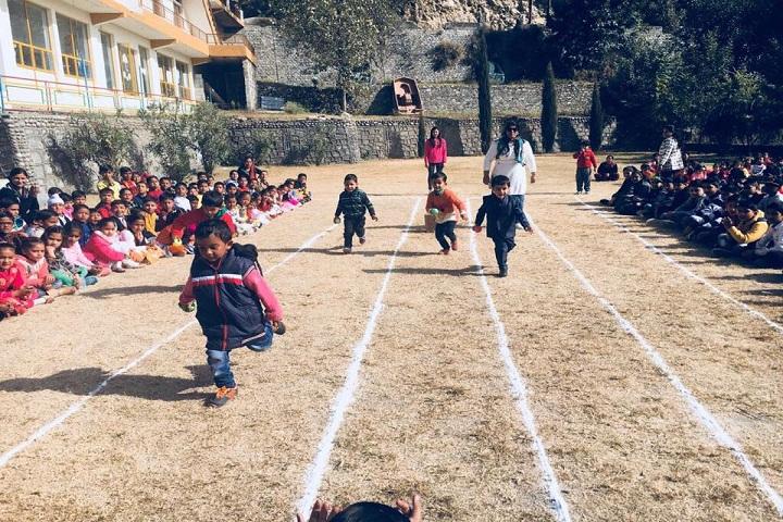 Maxx International School-Sports