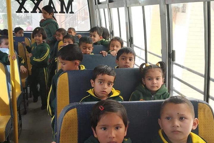 Maxx International School-Transport