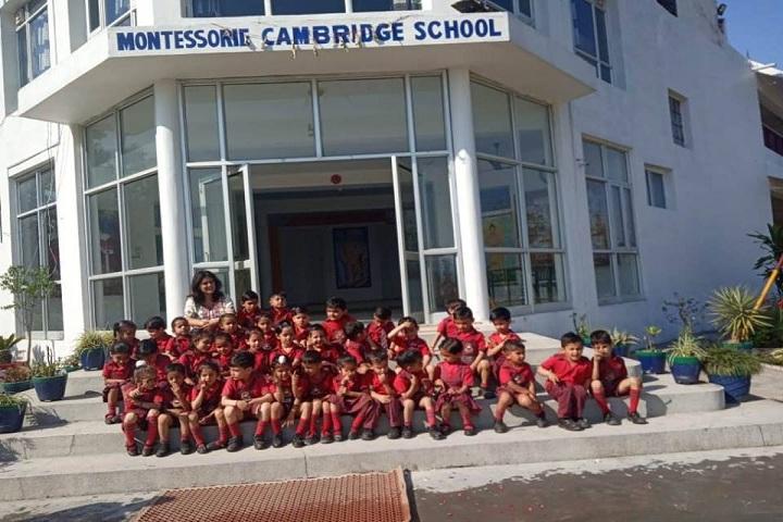 Montessorie Cambridge School-Campus-View