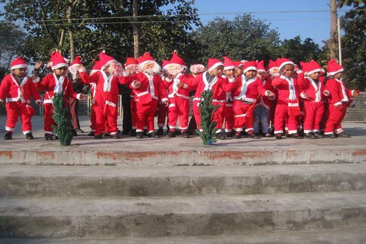 Montessorie Cambridge School-Christmas-Day
