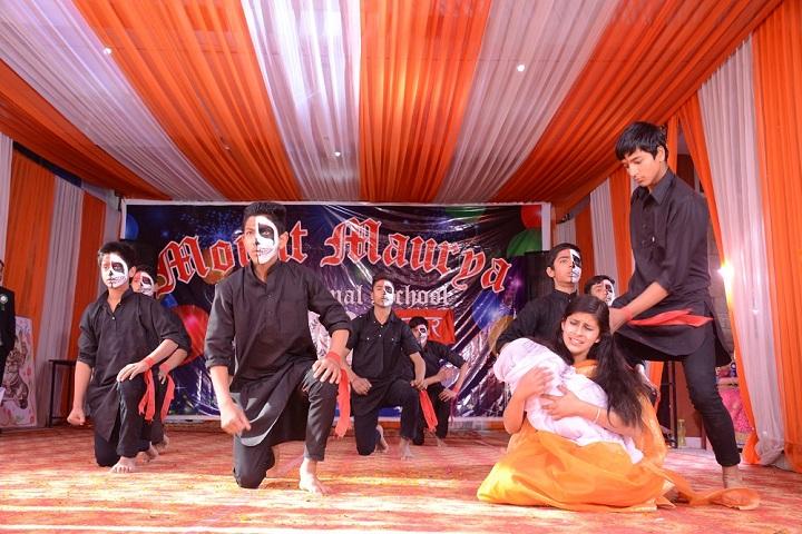 Mount Maurya International-Dance
