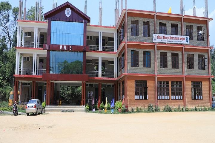Mount Maurya International-Campus-View