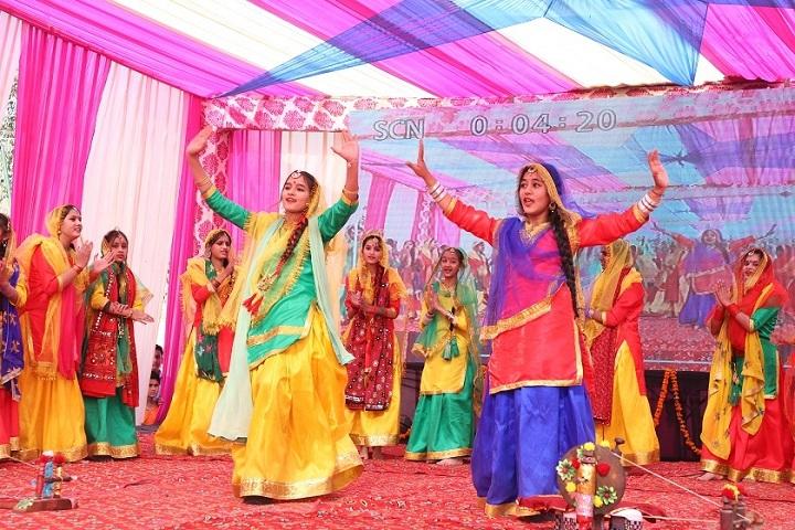 Mount Maurya International-Annual Day 1