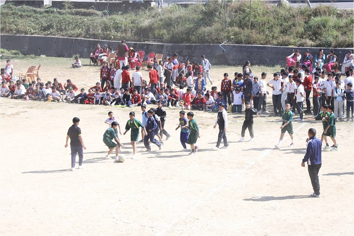 Mount Maurya International-Play-Ground