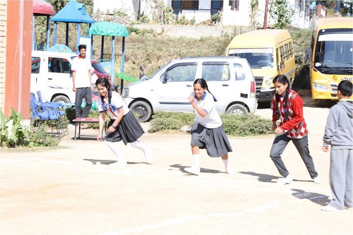 Mount Maurya International-Sports