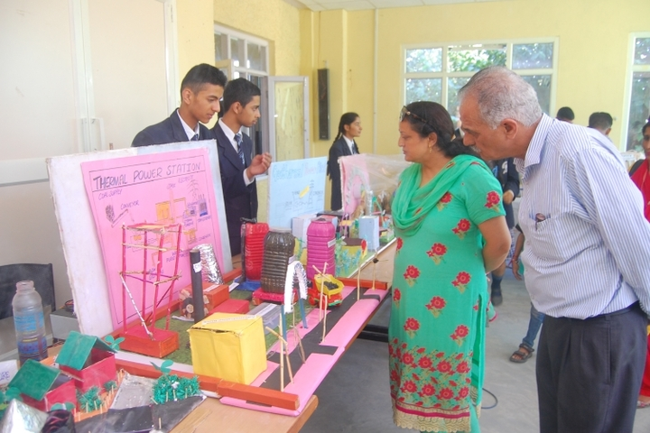 Mount Shivalik Public School-Exhibition