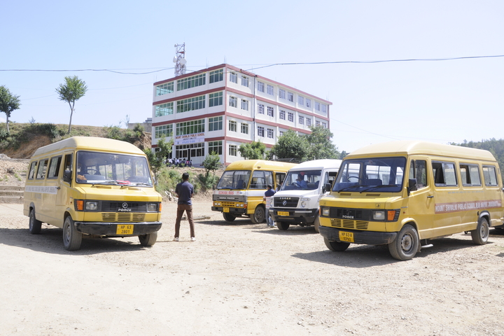 Mount Shivalik Public School-Transport