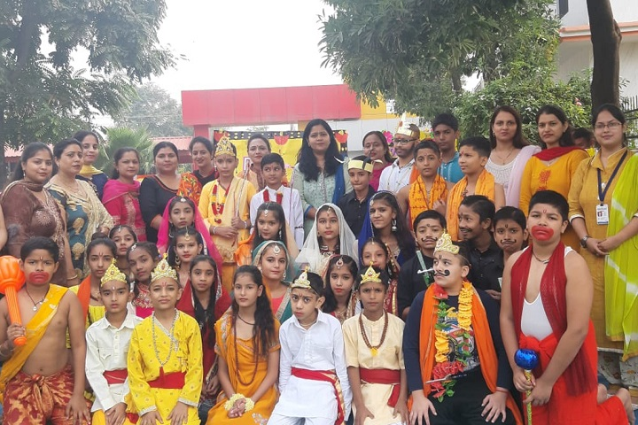 Navjyoti Century School-Festival Celebration
