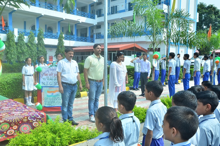 Navjyoti Century School-Independence Day