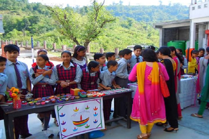 Noorpur Public School-Exhibition
