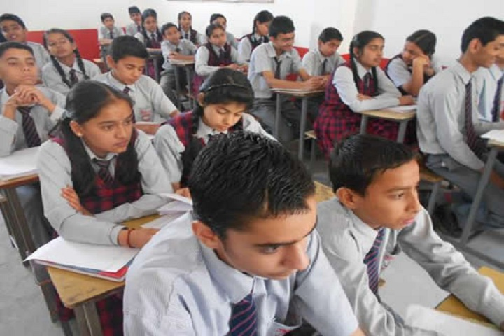 Noorpur Public School-Classroom