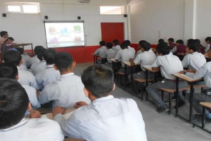 Noorpur Public School-Smart Classroom