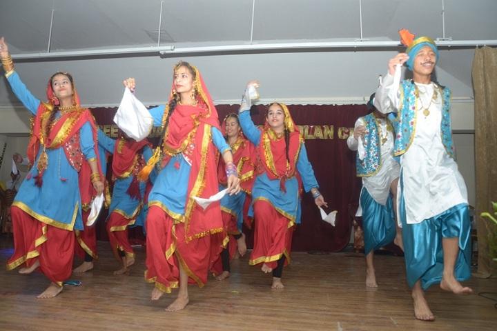 Padamshree N N Mohan Geeta Adarsh Vidyalaya-Annual -Day