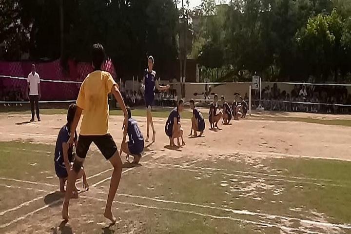 Padamshree N N Mohan Geeta Adarsh Vidyalaya-Games