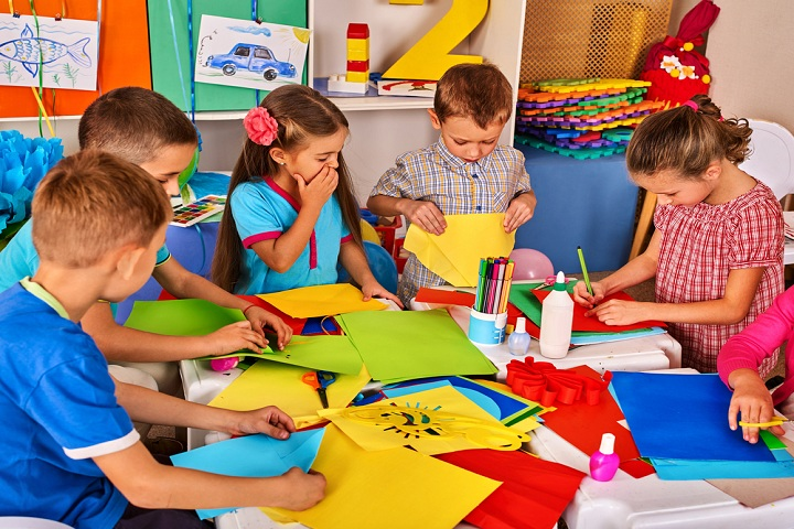 Paras Public School-Art-Craft