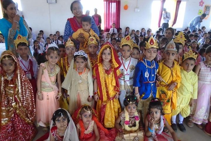 Paras Public School-Festivals