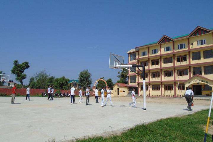Paras Public School-Sports