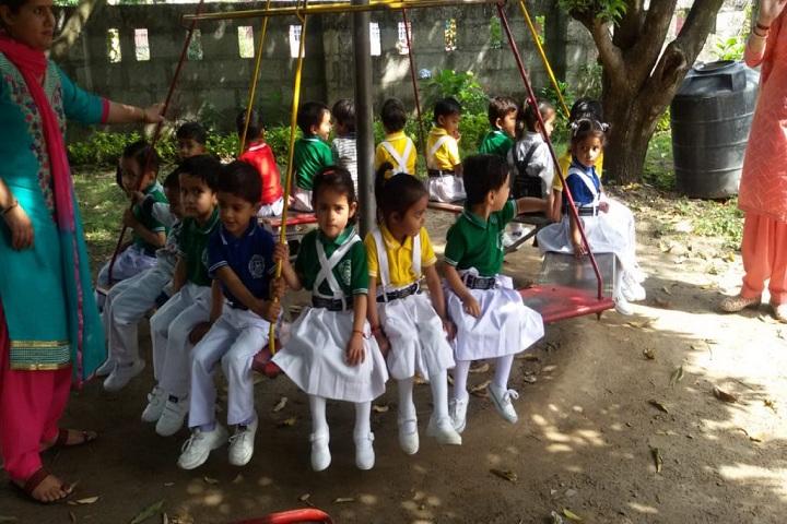 Parmarth International School-Kindergarden