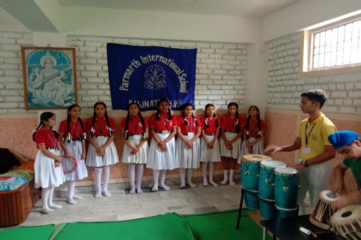 Parmarth International School-Music